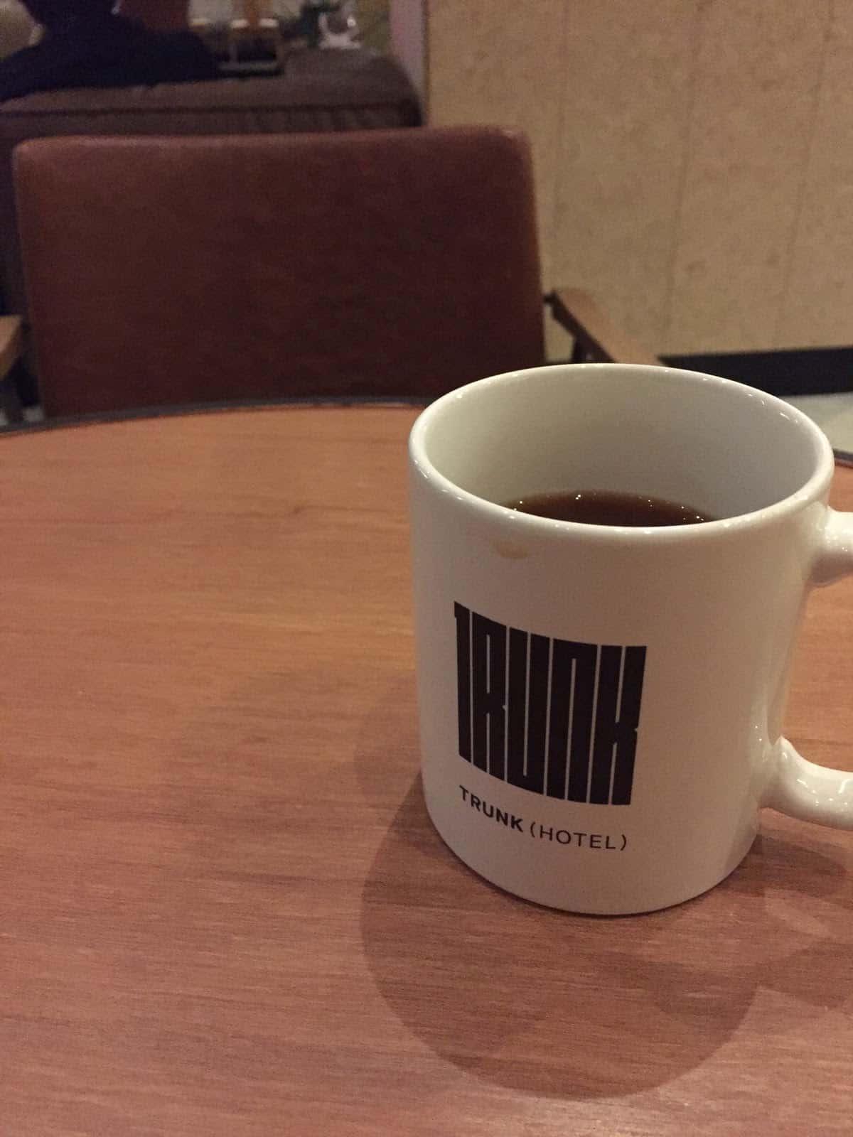 IMG 6903 - 渋谷に社会貢献をコンセプトにしたホテル「トランクホテル」ができたので見に行ってきた。