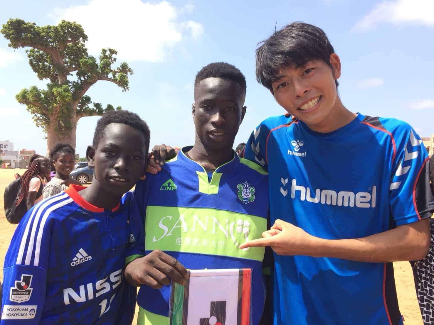 20181010 181010 0019 - セネガルでJリーグ「サポユニfor smile 2018」に参加してきました!