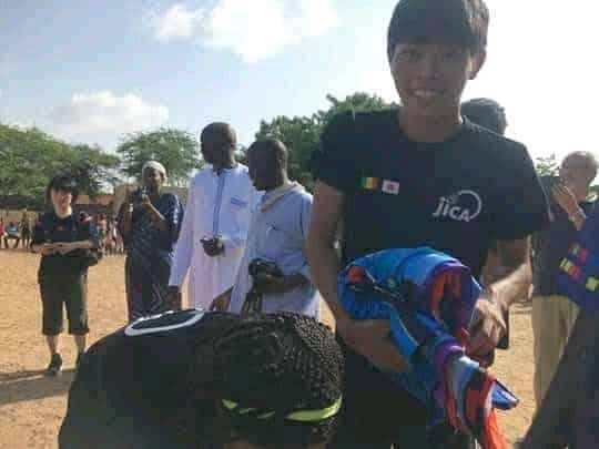 2365 - セネガルでJリーグ「サポユニfor smile 2018」に参加してきました!
